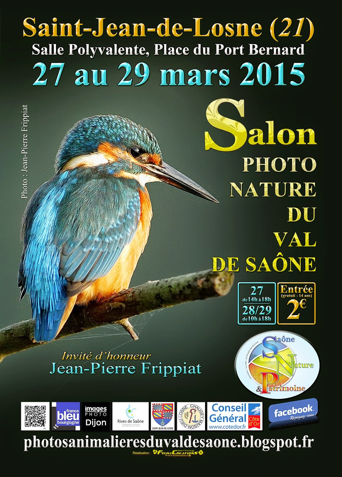 Salon Photo Nature du Val de Saône