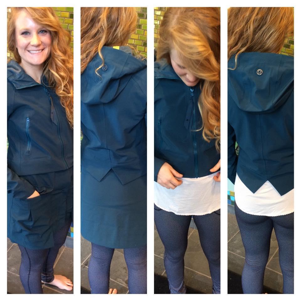 lululemon rain or shine jacket