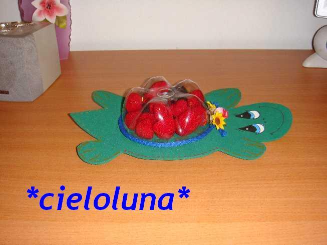 Tortuga de foami - Imagui