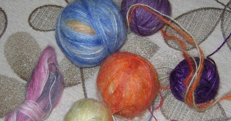 Экстремальные цвета для волос