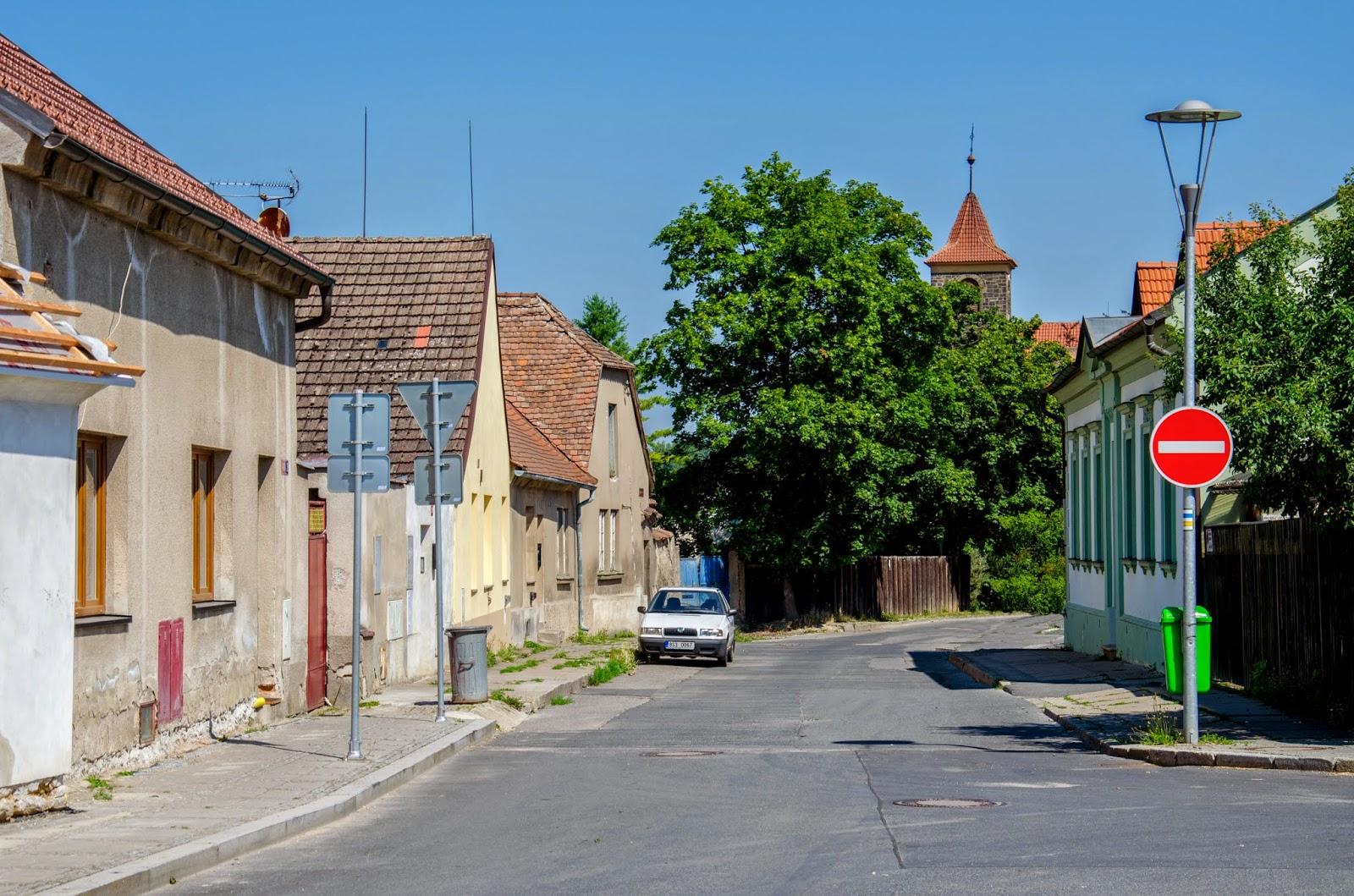 památková zóna Čelákovice