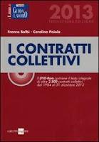I contratti collettivi 2013. Con DVD-ROM