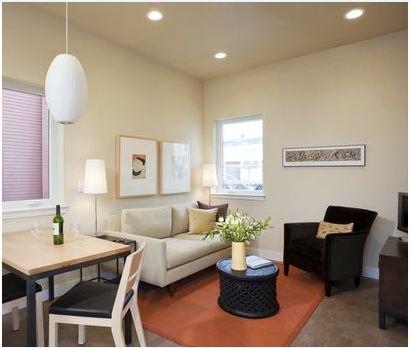 Plano de casa peque a 50 metros cuadrados for Decoracion de apartamentos de 50 metros