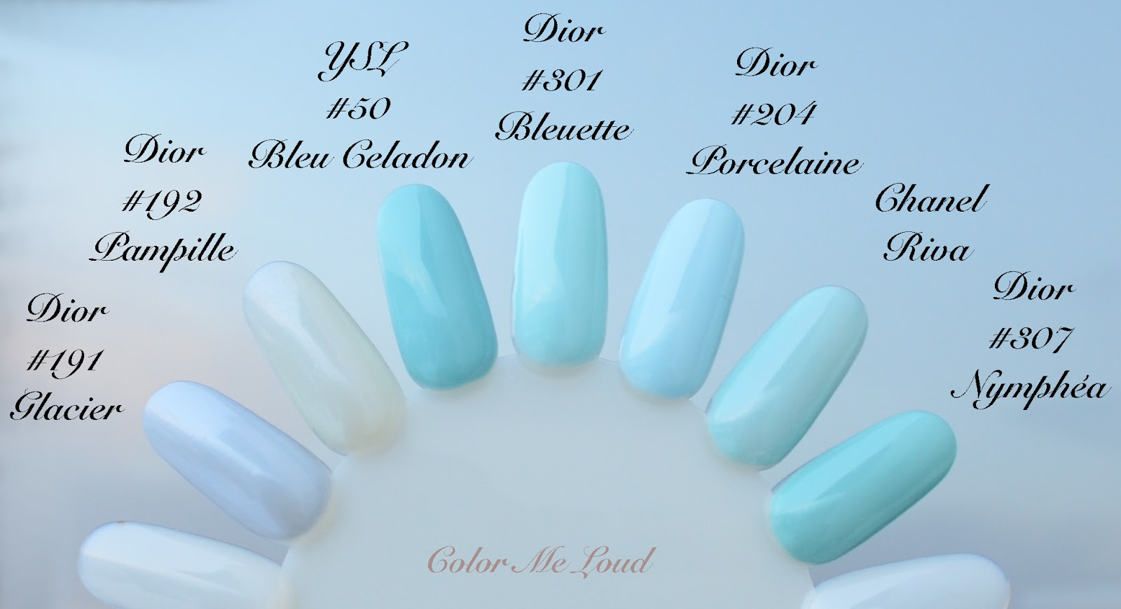 Attractive Spring 2016 Nail Color Mold - Nail Art Ideas - morihati.com
