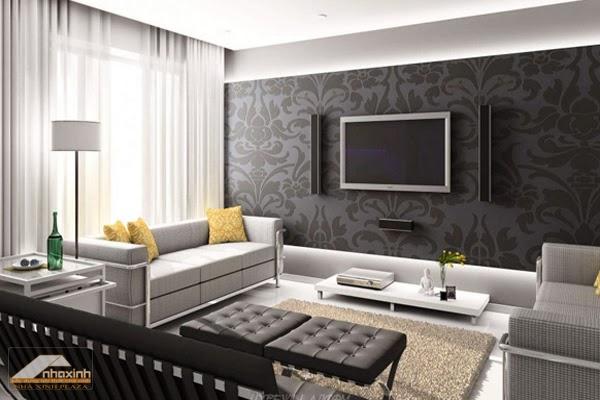 Gợi ý cách bài trí phòng khách hiện đại
