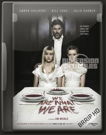 We are what we are (BRRip HD Inglés Subtitulada) (2013)