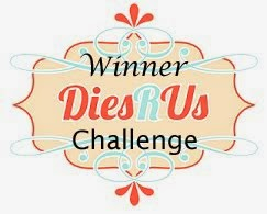 Winner by Dies R Us Challenge