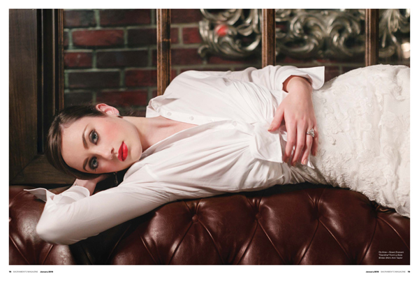 Aine McMullen - Cast Images - Sacramento Magazine - Jennifer Skog photo