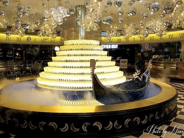 【台北信義區】樂昂咖啡ATT 4 FUN甜點王國。好療癒的丹麥可頌甜點