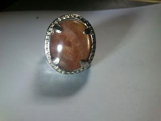 Batu Cincin Sun Stone