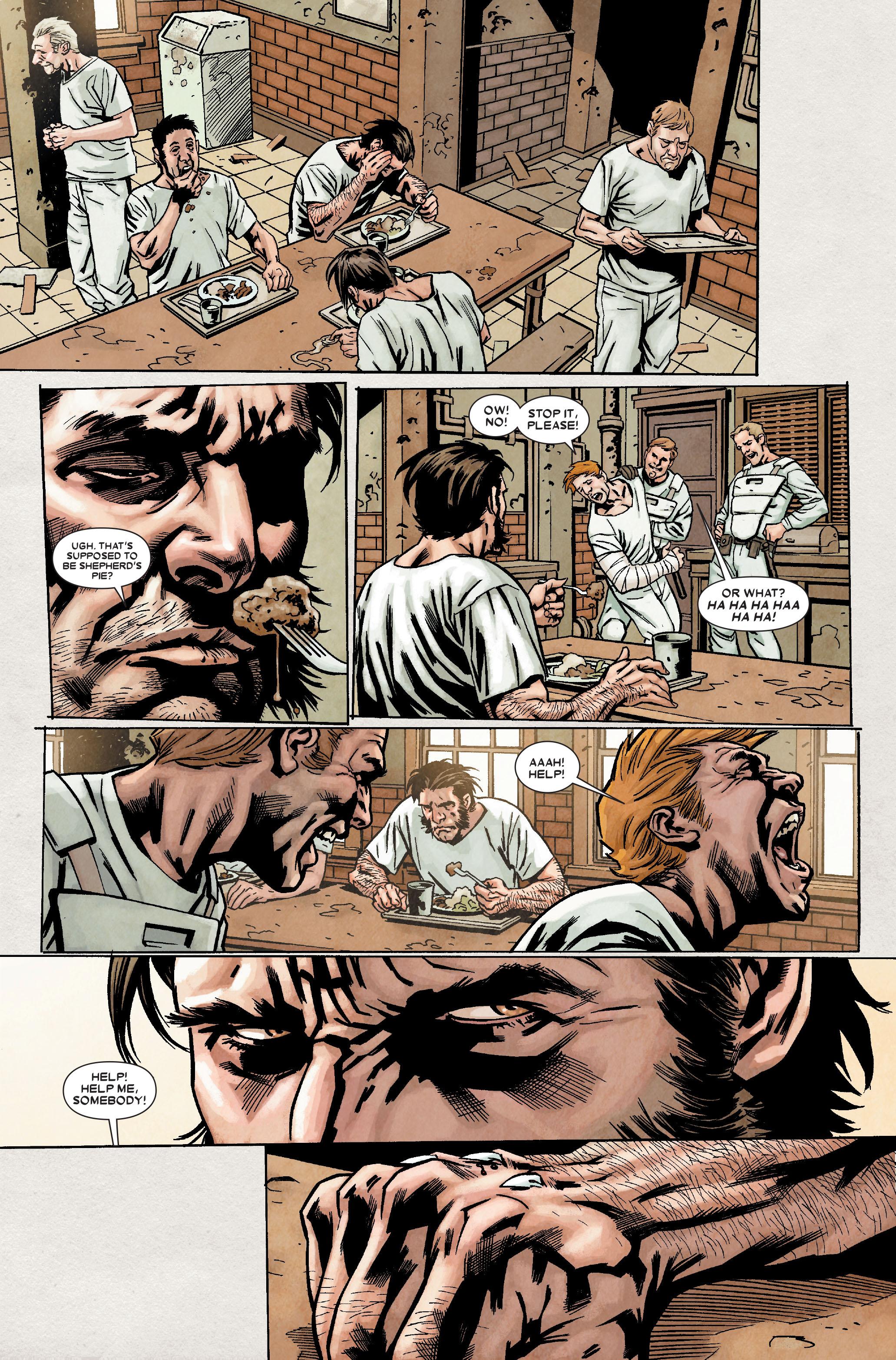 Wolverine: Weapon X #7 #10 - English 17