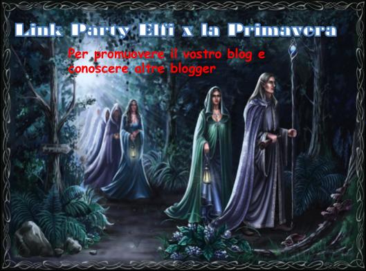 Partecipo al linky Party degli elfi
