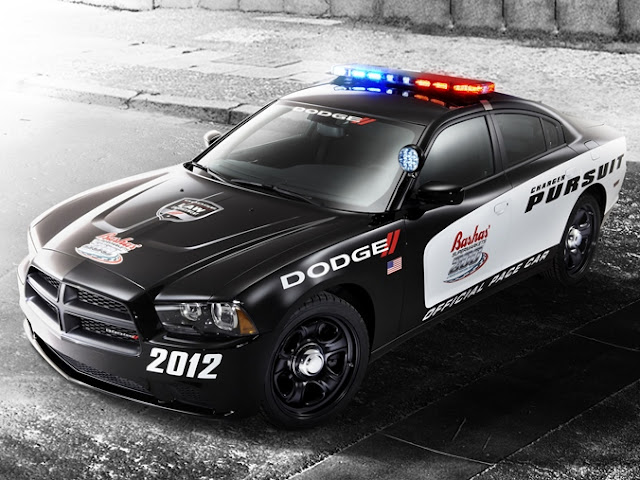 Dodge Charger Pursuit Pace Car