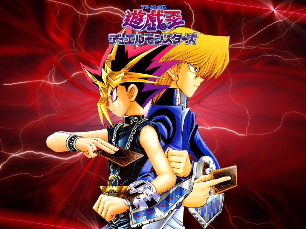 Yu-Gi-Oh HD & Widescreen Wallpaper 0.055876682870637