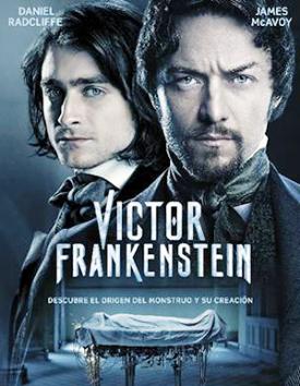 Victor Frankenstein (2015) [Dvdrip] [Latino] [ 1Link]