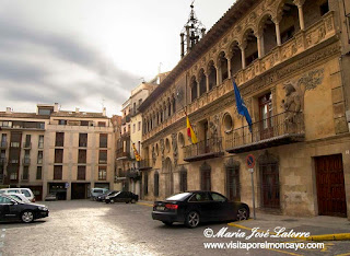 Ayuntamiento Tarazona Moncayo Visita por el Moncayo Tarazona