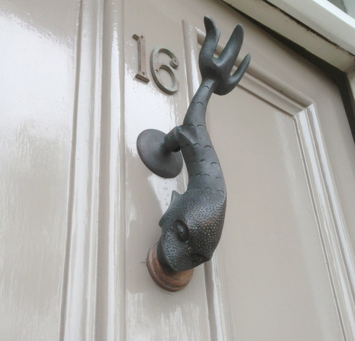 Sarah\'s Front Door | Willow & Stone Blog