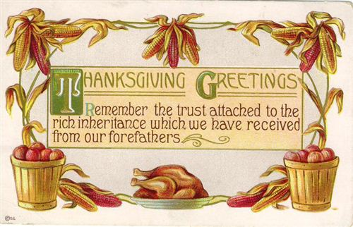 Best Thanksgiving Cards For Business Sayings