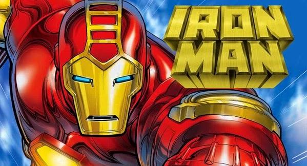 Il mondo di supergoku iron man the animated series