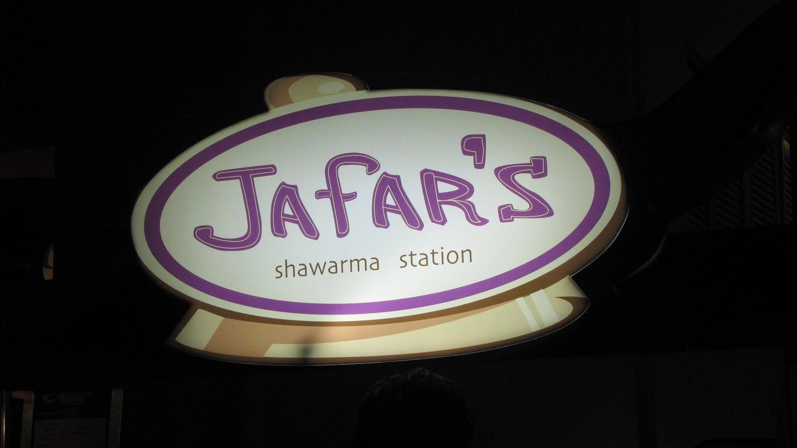 FTW! Blog - Jafar's Shawarma Station, Jafar's Shawarma Station, #032eatdrink, Shawarma, Best Shawarma