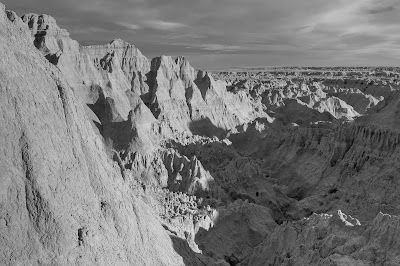 Badlands National Park: Window Trail