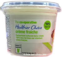 Healthier Choice creme fraiche - The Co-operative