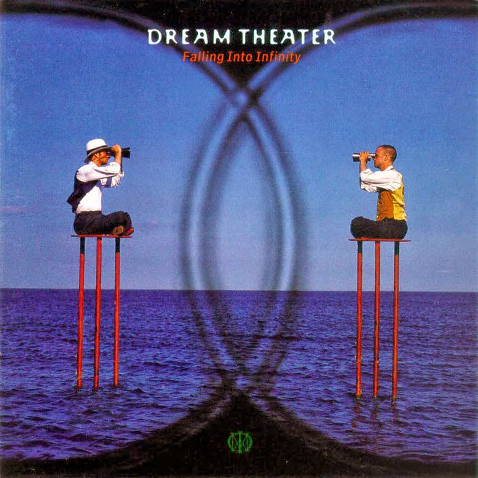 Portada Dream Theater-Falling into Infinity