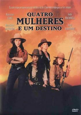 Filme Quatro Mulheres E Um Destino Dublado AVI DVDRip