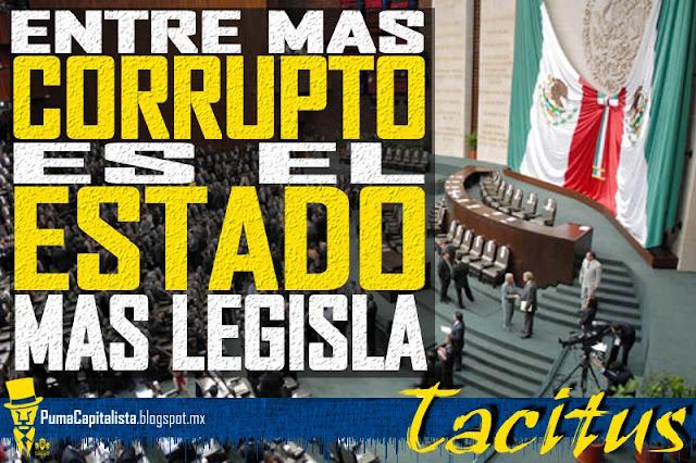 Democracia: la opresion y robo a la minoria por la mayoria, y la eleccion de nuestros dictadores Tacitus