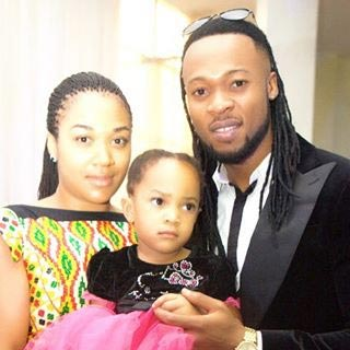 Anna Banner Is Not Going To Be Happy Seeing Flavour Doing This (Photo)