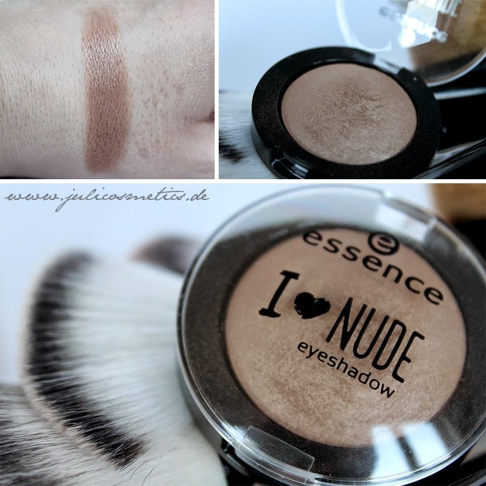 essence I love Nude eyeshadow - 04 sweet like chocolate