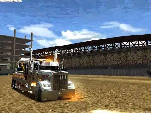 18 wheel of steel haulin