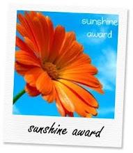 Abbiamo ricevuto il Sunshine Award