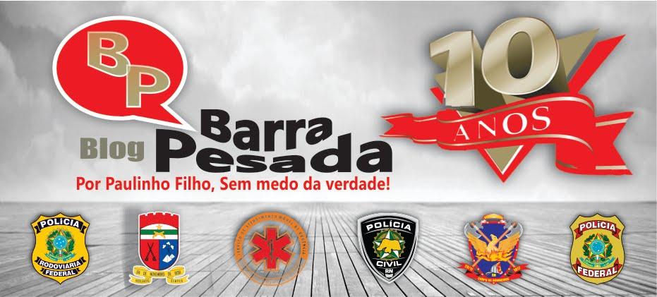 Blog Paulinho Barra Pesada