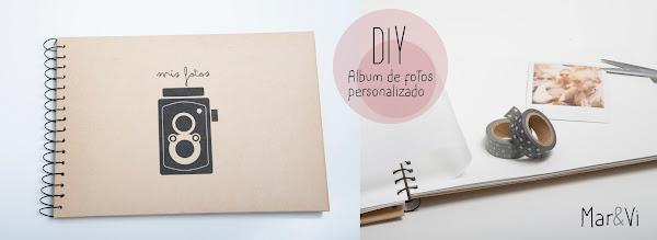 Como hacer un album de fotos aprender manualidades es - Como hacer un album casero ...