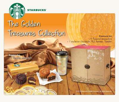 Starbucks-Mooncake