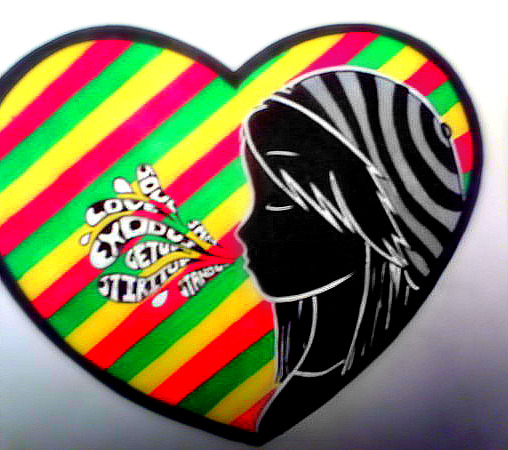 Rasta Love 02 | Love Is Currently