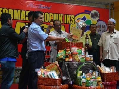 Fama Terengganu Anjur Karnival Halal 1Malaysia Best