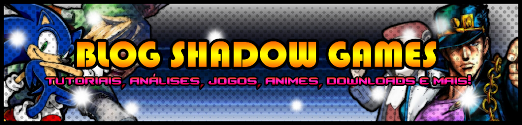 Blog Shadow Games