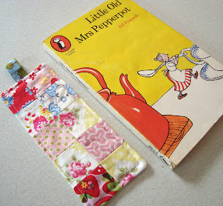 Mousehouse my creative space a fabric bookmark for Space fabric nz