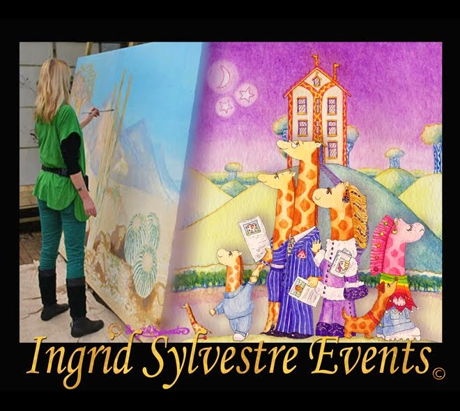 Ingrid Sylvestre's  Arts & Entertainment News
