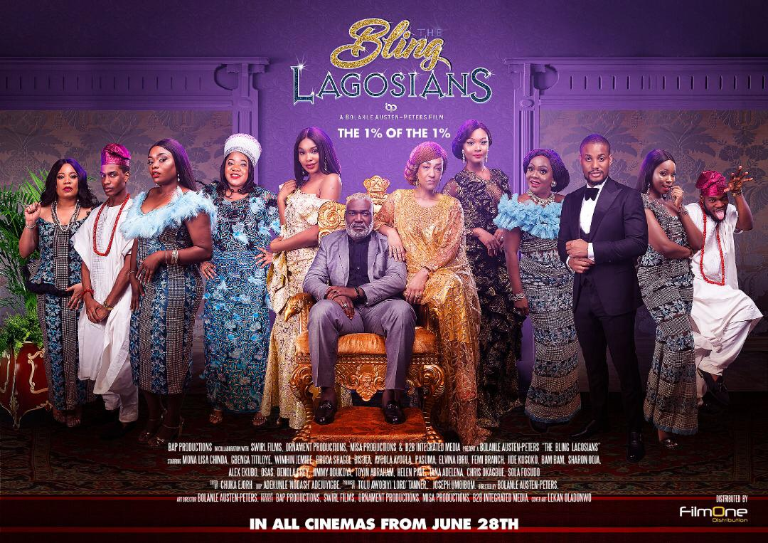 BLING Lagosians-The Movie