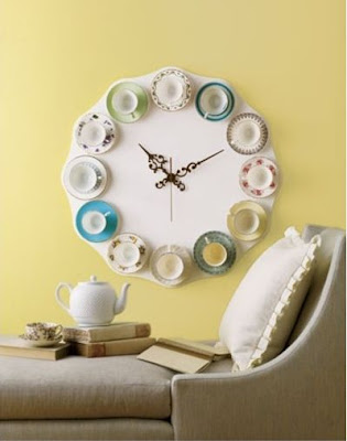 Creative Clocks and Modern Clock Designs (15) 15