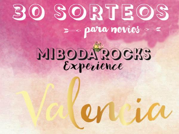 Sorteos Mi Boda Rocks Experience Valencia 2016