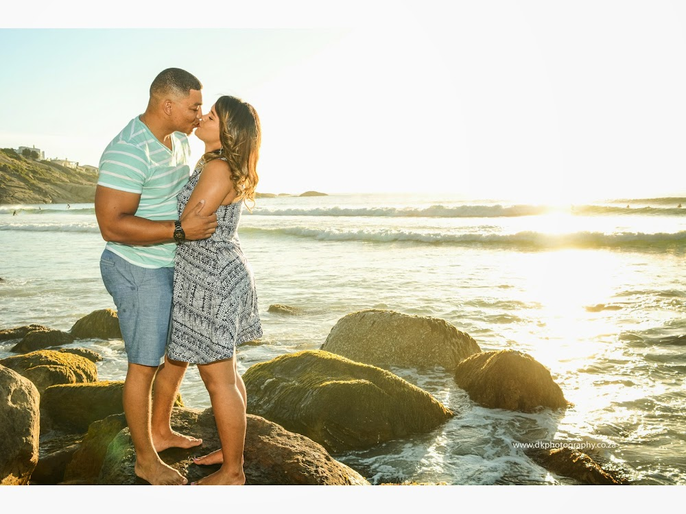 DK Photography LASTWEB-012 Robyn & Angelo's Engagement Shoot on Llandudno Beach { Windhoek to Cape Town }  Cape Town Wedding photographer