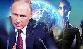 """Stephen Bassett - PRG: """"Putin wird die Präsenz der Aliens hier auf der Erde bekannt geben..."""""""