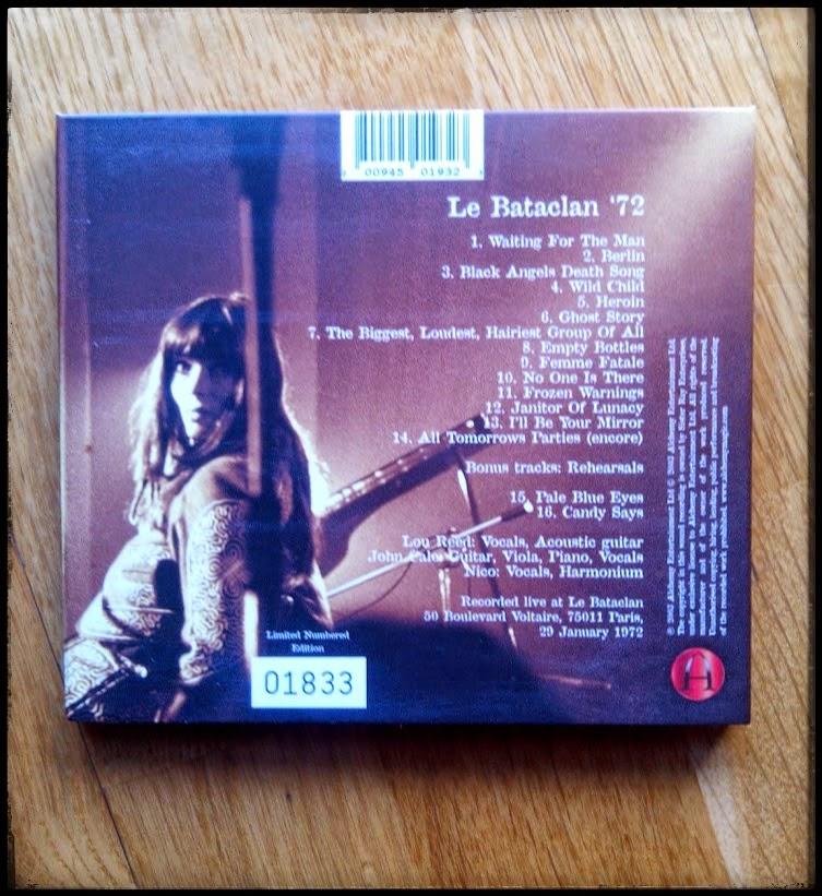 Le Bataclan '72