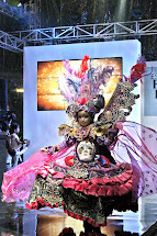 Stack Of Macaroons Ejff 2014 - Jember Fashion Carnival