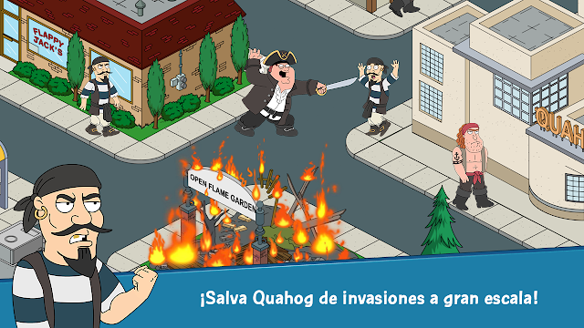 Family Guy: En búsqueda v1.9.7 Apk Mod [Compras Gratis]