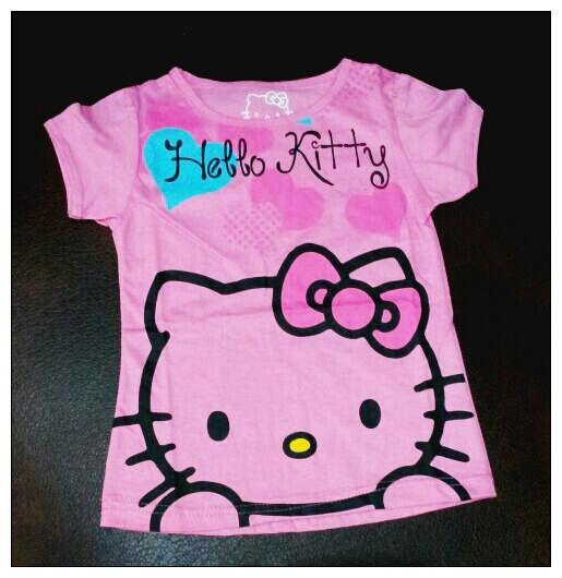 Jual Retail N Grosir Baju Kaos Anak Hello Kitty Toko